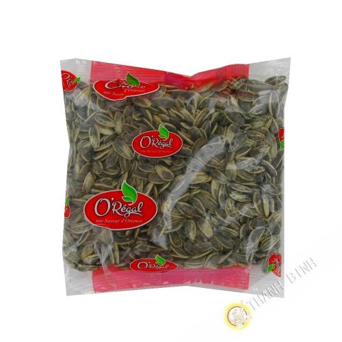 Las semillas de girasol tostadas saladas ORIENCO 250g Bulgaria