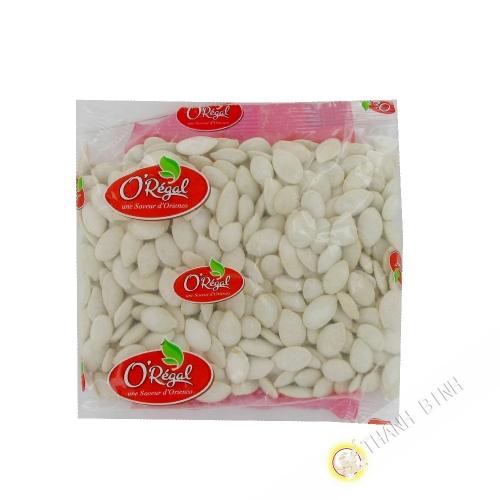 Las semillas de calabaza (pepita) tostado salado ORIENCO 250g de China