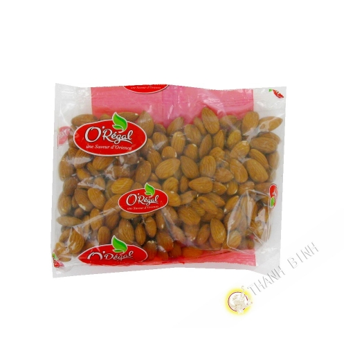 Shelled almonds cures ORIENCO 250g USA
