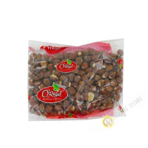 Shelled hazelnuts raw ORIENCO 250g Georgia