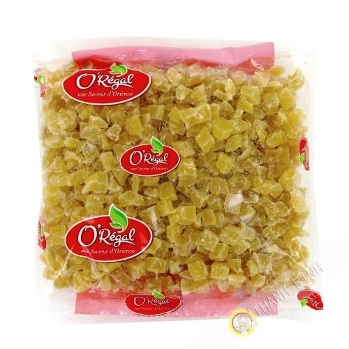 Gingers cubi cristallizzato ORIENCO 500g Vietnam