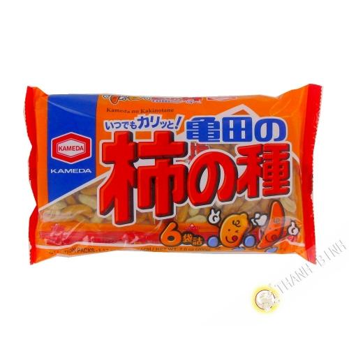 Tortas de aperitivo Kameda de arroz 200 g de KAMEDA de hong Kong