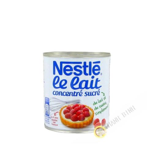 La leche condensada azucarada NESTLE 397g Francia