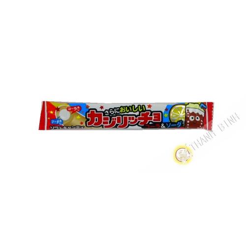 Caramelo de palo, suave coca 15g Japón