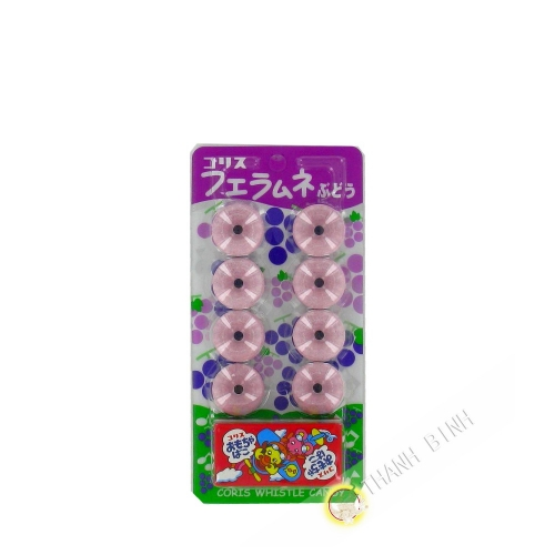 Bonbon-pfeife trauben 8 stück Japan