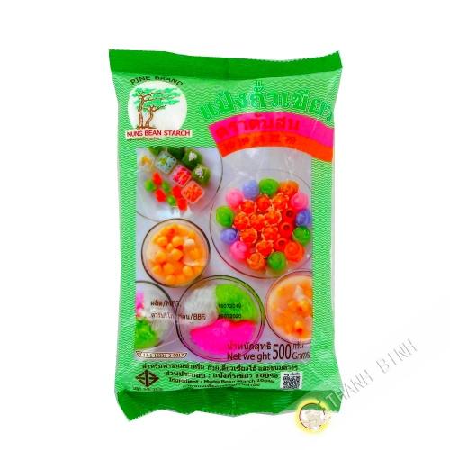 面粉、绿豆、松品牌500g泰国