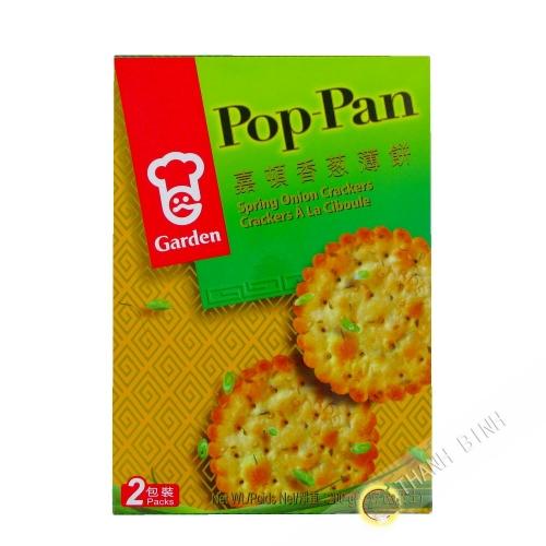 Cracker erba cipollina con GIARDINO 200g di hong Kong