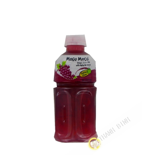 Drink Nata coco Grape MOGU 320ml Thailand