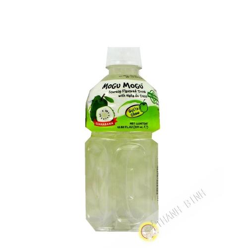 Getränk Nata coco Guanabana MOGU 320ml Thailand