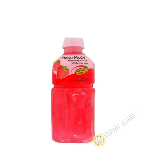 Getränk Nata coco Erdbeer-MOGU 320ml Thailand