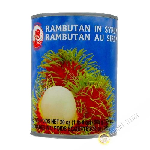 El Rambutan en almíbar 565 g Tailandia