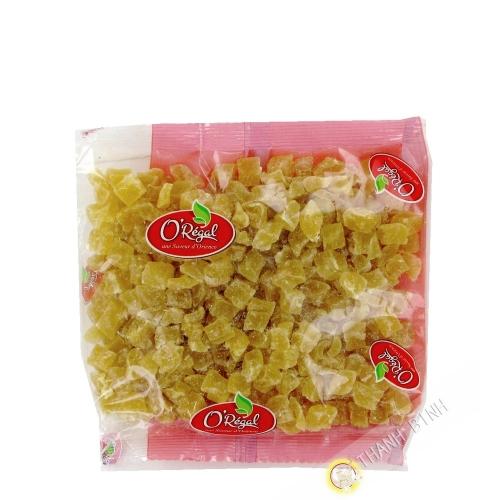 Gingers cubes crystallized ORIENCO 250g Vietnam