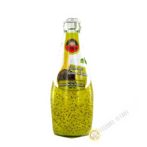 Beber albahaca granada PSP 290ml Tailandia
