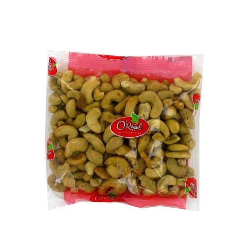 Nut cashew raw ORIENCO 250g Brazil