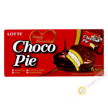 Chocolate cake Choco Pie Orion 180g Cor'in