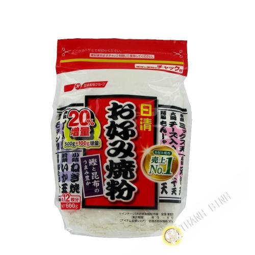 Farina per crepe giapponese NISSIN 500g JP