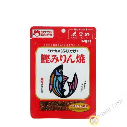 Condimento para arroz caliente TANAKA 18g JP