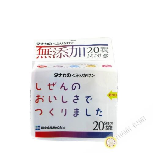 Assaisonnement pour riz chaud furikake TANAKA 40g JP