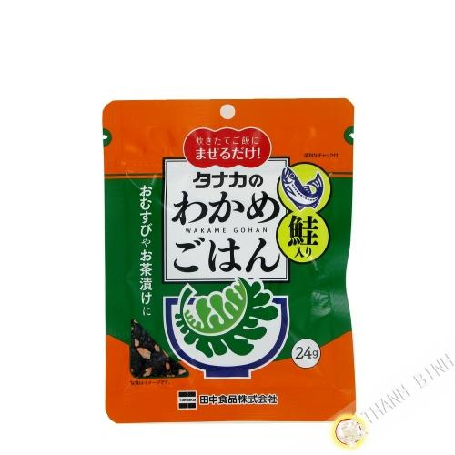 Condimento para arroz caliente TANAKA 24g JP