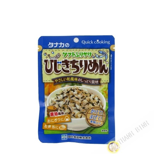 Assaisonnement pour riz chaud TANAKA 28g JP