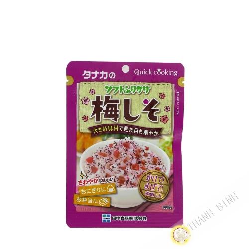 Condimento para arroz caliente TANAKA 28g JP