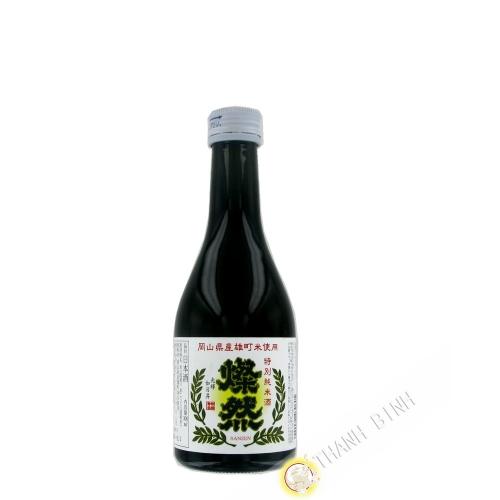Sake, der japanische Tokubetsu SANZEN 300ml 16° JP
