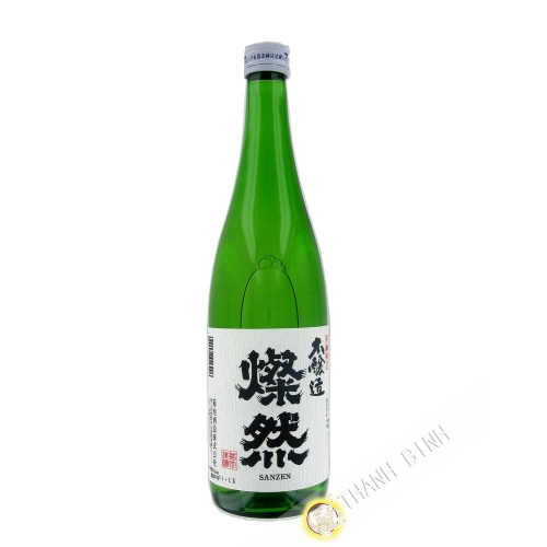 Japanese sake Honjozou SANZEN 720ml 16° JP