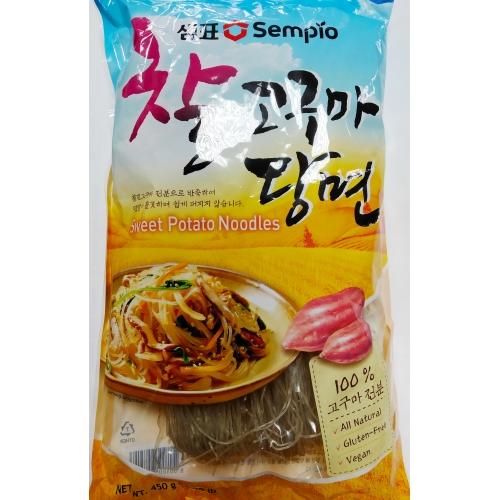 Fideos de batata SEMPIO 450g Corea