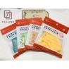 Masque textile adulte couleur 3 couches en tissu FASLINK 26x14cm Lot de 3pcs Vietnam