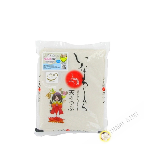 日本米猪苗代1公斤日本