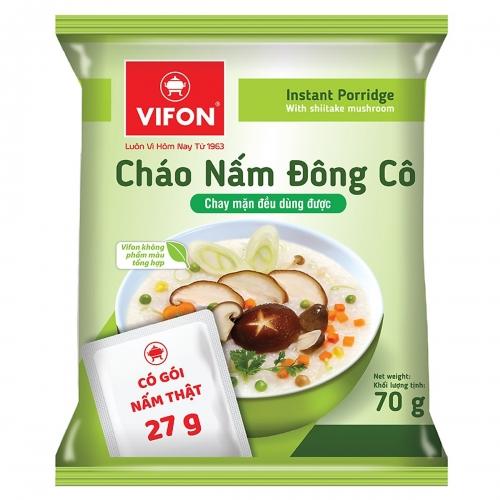 Rice soup mushroom VIFON 70g Vietnam