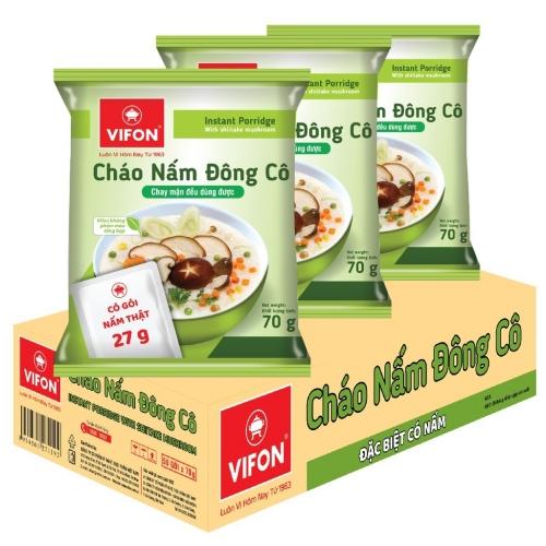 Sopa de arroz con carne de res Vifon 50g