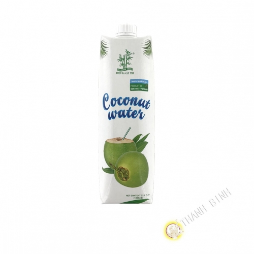 Coconut water - Three-Bamboo 1L Vietnam