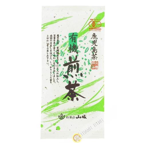 Té verde Sencha orgánica 100g JP