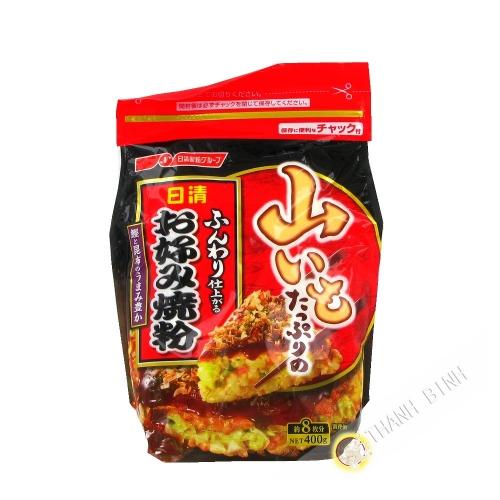 Preparation for crepe japanese NISSIN 400g Japan