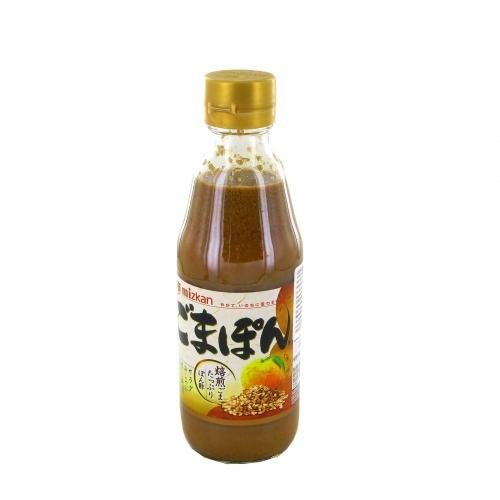 Soy Sauce, ponzu at séesame MIZKAN 350ml Japan