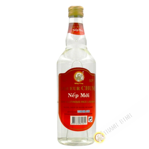 Alcool de riz Ruou Nep Moi 500ml 40°
