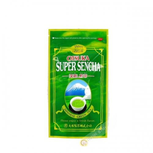 Sencha green tea super quality OTSUKA 100g Japan