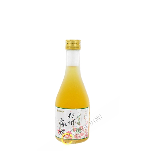 Umeshu japanese Kishu No Shiro NAKATA 300ml 12° Japan