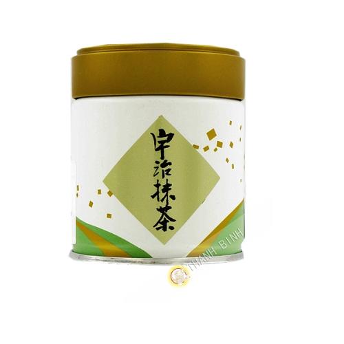 T-verde matcha en polvo 40 g de JP
