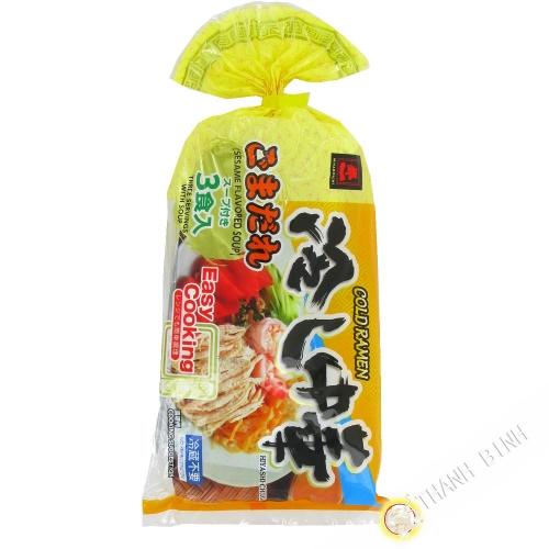 Nouille de blé hiyashi chuka gomadare MIYAKOICHI 675g Japon
