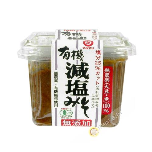 Paté de soja miso 500g JP