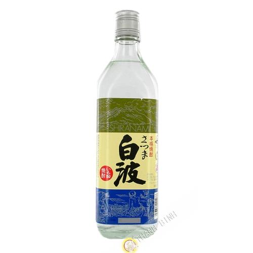 Bebida espirituosa de 700 ml a 25° JP