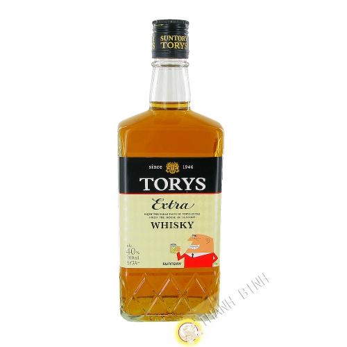 Whisky japonés torys extra SUNTORY 700 ml 40° Japón