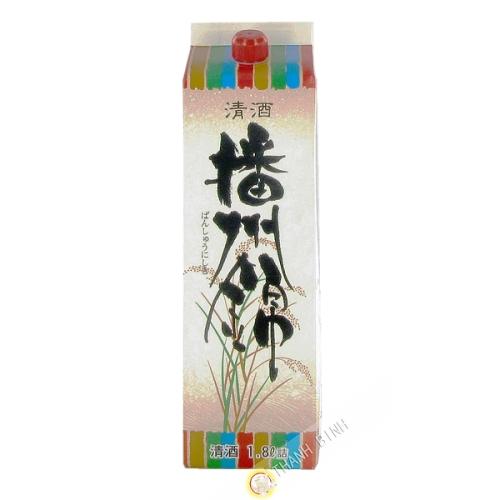 Sake japonais king 1.8l 13°50 JP