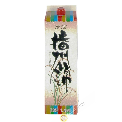 El Sake japonés rey 1.8 l 13°50 JP