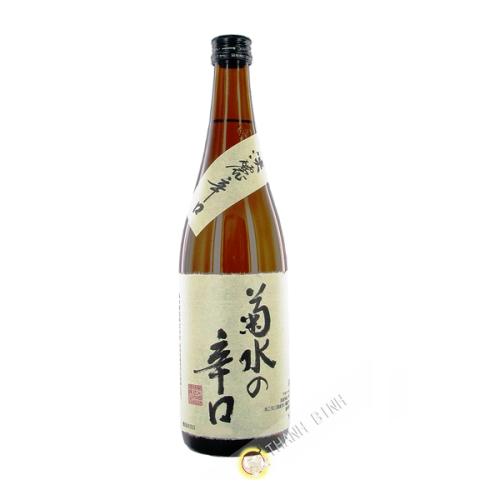 Sake in giappone 720 ml 15°80 JP