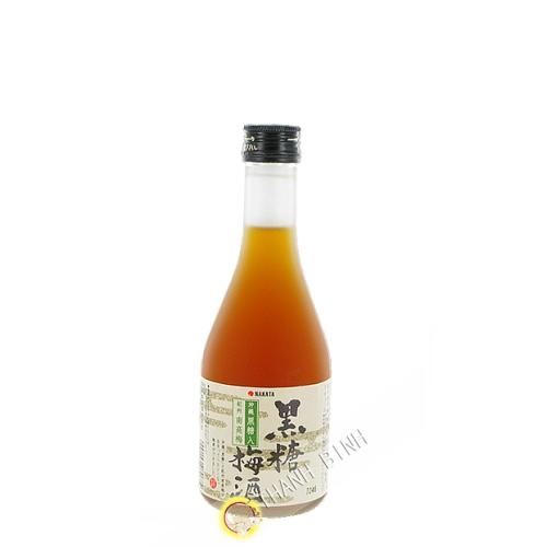 Umeshu japonés Kokuto NAKATA 300 ml 12° Japón