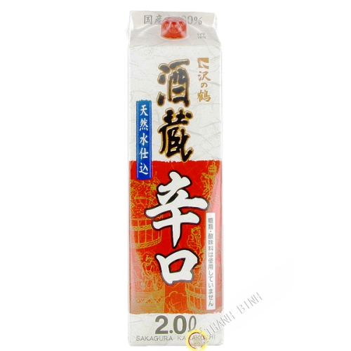 Sake japanischer 2l 15.3° JP