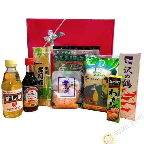 "Coffret ""SPECIAL SUSHI"""